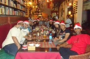 Christmas Day, Siem Reap