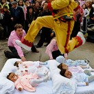 El Colacho! The Baby Jumping Festival…Yes You Read That Right!