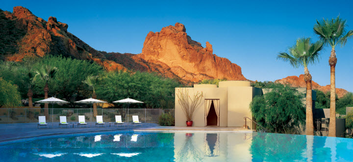 Sanctuary Camelback Mountain Spa & Resort
