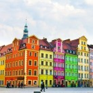 10 Colourful Places in the World