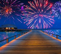 Top 5 Places Where You Can Celebrate New Year's Eve Twice