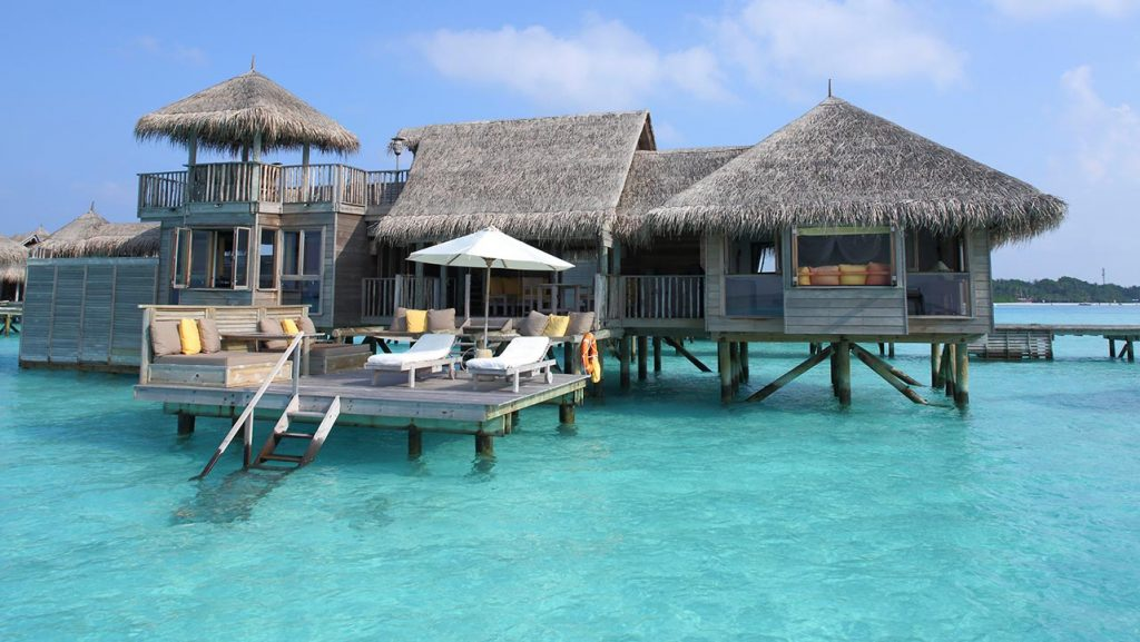 The World S Most Beautiful Overwater Bungalows 171 Holidays