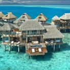 The World's Most Beautiful Overwater Bungalows