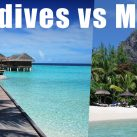 The Maldives vs Mauritius
